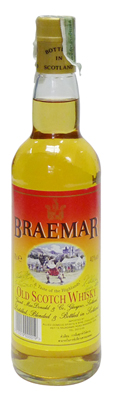 braemar scotch bottle web