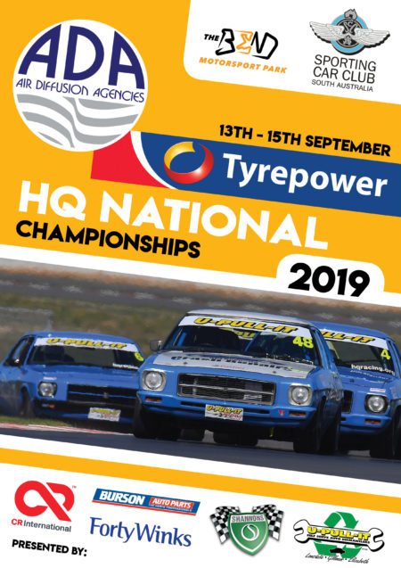 2019 HQ Nationals Poster
