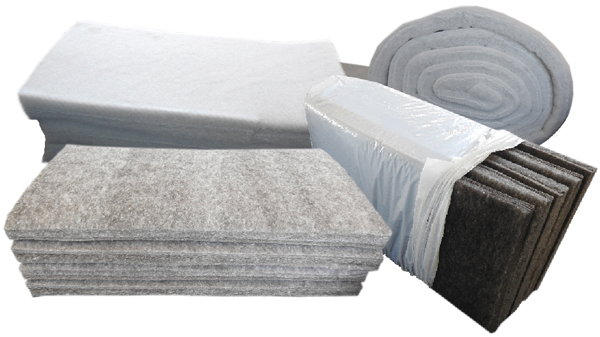 ADA polyester insulation