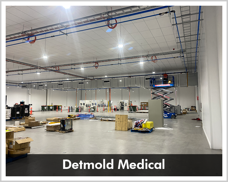 Detmold Project