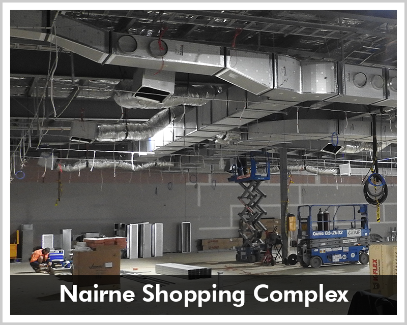 nairne shopping complex