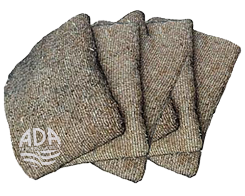 BRAEMAR WOODWOOL PADS - SET OF 6 (SUIT RPA 1000 TO 1500 D, T & S / 1800 S)