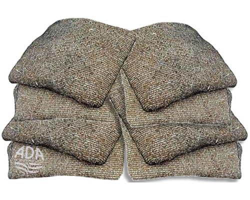 BRAEMAR WOODWOOL PADS - SET OF 8 (SUIT RPA10 / FP / FG / NA75D)