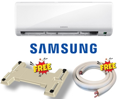 Samsung High Wall Splits Promotion