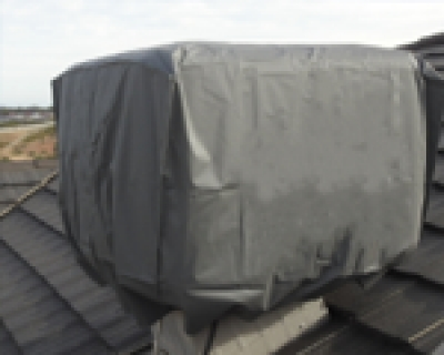 Protect your Evaporative Unit with a Winter Cover