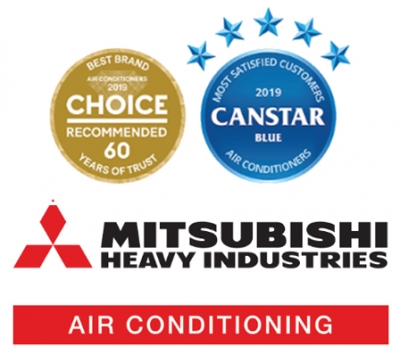 MHIAA named by Choice and Canstar Blue as best Air-Conditioner brand for 2019
