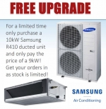 FREE Samsung Upgrades