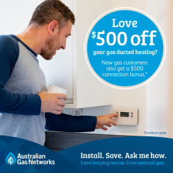 AGN 2021 Natural Gas Rebate for South Australia